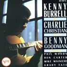 For Charlie Christian & Benny Goodman Burrell, Kenny Audio CD