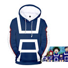 Внешний вид - My Hero Academia Boku Izuku Shoto Costume Hoodie Jacket Sweater Sweatshirt Coat