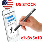 1/3/5/10 Precision Fine Thin Point Capacitive Touch Screen Stylus Pen For iPhone