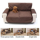 Comfortable Sofa Couch Cover Chair Throw Pet Dog Kids Mat Furniture Protector US