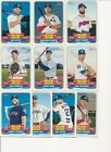 2018 Topps Heritage High Number - AWARD WINNERS INSERTS - U Pick From List