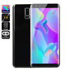 "Unlocked 5.7"" LTE Smartphone Dual Sim Android 6.0 Mobile Phone WIFI GPS 720P"