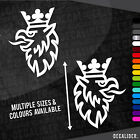 2x Classic Scania Griffin Sticker / Decal (PAIR) - Multiple Sizes & Colours
