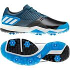 Adidas Golf 2019 Adipower 4orged Golf Shoes (Bright Blue / Black / Shock Yellow)