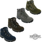Hiking Walking Waterproof  NORTHWEST Lace Up TRAIL TREKKING Boots