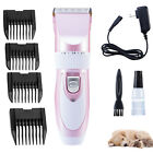 NEW Electric Animal Pet Dog Cat Hair Trimmer Shaver Razor Grooming Quiet Clipper <br/> High Quality, Safe For Pets.