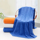 Breathable Big Bath Towel Microfiber Sport Beach Swim Travel Camping Soft Towels