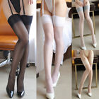 Sexy Women Ladies Lace Tigh High Stockings Silk Over the Knee Long Socks Hosiery