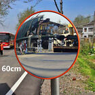 30/45/60cm Wide Angle Security Curved Convex Road Mirror Traffic Driveway Safety