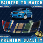 NEW Painted To Match Front Bumper Replacement for 2007-2010 Chevy Aveo Sedan 4dr
