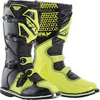 Fly Racing Youth Maverik MX Boots 2 Hi Viz