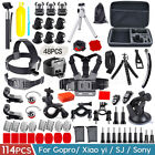 GoPro Accessories Kit Action Camera Accessory set Bundle Chest Strap Head Mount