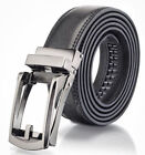 US! COMFORT CLICK Leather Belt Automatic Adjustable Xmas Men Gift As Seen On TV