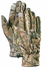 Внешний вид - Cabela's Men's Softshell Realtree XTRA Camo Pro Text Medium or XL Hunting Gloves
