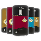 OFFICIAL STAR TREK UNIFORMS AND BADGES TNG HARD BACK CASE FOR LG PHONES 3 on eBay