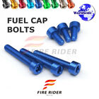 FRW 7Color Fuel Cap Bolts Set For Triumph Tiger 800 / XC All Years 10
