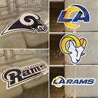 Los Angeles Rams Sticker Decal Vinyl Sign NFL Football #LARams *3 Sizes* $5.49 USD on eBay