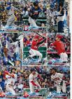 2018 Topps Holiday - SNOWFLAKE PARALLELS Walmart Exclusive - U Pick From List