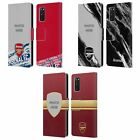 PERSONALISED ARSENAL FC CUSTOMISED PHOTOS LEATHER BOOK CASE FOR SAMSUNG PHONES 1