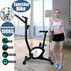 Exercise Spin Bike Home Fitness Gym Cardio Training Cycling Workout Machine Uk