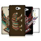 OFFICIAL BIOWORKZ COLOURED WILDLIFE 3 BACK CASE FOR SONY PHONES 4