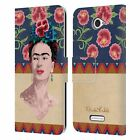 OFFICIAL FRIDA KAHLO PORTRAIT LEATHER BOOK WALLET CASE FOR SONY PHONES 2