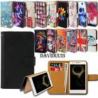 Leather Smart Stand Wallet Case Cover For Lenovo S Series SmartPhones