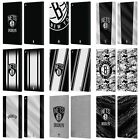 OFFICIAL NBA BROOKLYN NETS LEATHER BOOK WALLET CASE COVER FOR AMAZON FIRE on eBay
