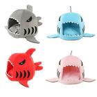 Shark Dog Cat Bed house Puppy Pet Bed Dog House & Cat Kennel Warm Comfortable