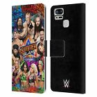 OFFICIAL WWE 2017 SUMMERSLAM LEATHER BOOK CASE FOR ASUS ZENFONE PHONES