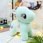 New Pink Rainbow Unicorn Plush Toy Gift Christmas Birthday For Kids Party