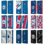 OFFICIAL NBA PHILADELPHIA 76ERS LEATHER BOOK WALLET CASE FOR LG PHONES 1 on eBay
