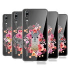 OFFICIAL MONIKA STRIGEL ANIMALS AND FLOWERS 2 GEL CASE FOR HUAWEI PHONES