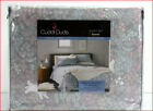 Cuddl Duds Heavy Weight 100% Cotton FLANNEL Sheet Set  Gray Bunny Rabbit 🌟NEW🌟 image