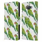 OFFICIAL CAT COQUILLETTE BIRDS 2 LEATHER BOOK CASE FOR SAMSUNG PHONES 2