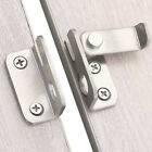 Внешний вид - Stainless Steel Anti-theft Door Lock Buckle Sliding Lock Bolt Latch Hasp D