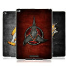 OFFICIAL STAR TREK KLINGON BADGES GEL CASE FOR APPLE SAMSUNG TABLETS on eBay