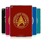 STAR TREK STARFLEET ACADEMY LOGOS SOFT GEL CASE FOR APPLE SAMSUNG TABLETS on eBay