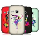 HEAD CASE DESIGNS DANCE SPLASH HARD BACK CASE FOR SAMSUNG PHONES 5