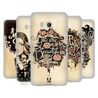 HEAD CASE DESIGNS INTROSPECTION SOFT GEL CASE FOR HTC PHONES 1