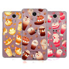 HEAD CASE DESIGNS KAWAII PUPPIES AND SWEETS SOFT GEL CASE FOR WILEYFOX PHONES