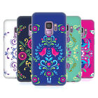 HEAD CASE DESIGNS NORWEGIAN ROSEMLING SOFT GEL CASE FOR SAMSUNG PHONES 1