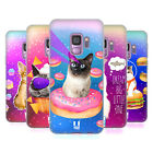 HEAD CASE DESIGNS REAL CATS IN ARTIFICIAL SPACE GEL CASE FOR SAMSUNG PHONES 1