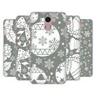 HEAD CASE DESIGNS SILVER HOLIDAY COLLECTION SOFT GEL CASE FOR WILEYFOX PHONES