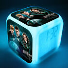 Hot Harry Potter Hermione Alarm Clock 7-Color Changing Alarm Clock in Box Gift