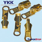 YKK ORIGINAL SLIDERS #5 Reversible Slider Metal made in USA