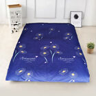 5 Size Choose Tatami Mattress Cover Bedspread Floor Pad Mat Coverlet image