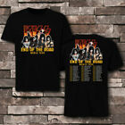Kiss 'End of the Road' Farewell Tour Dates 2019 Mens T-shirt S-5XL image