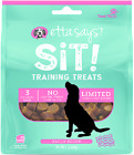 Etta Says Sit DOG TRAINING TREATS 6 OZ Bacon,Cheese or Peanut Butter MADE IN USA