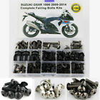 Fairing Bolt Nuts Bodywork Screw Kit For Suzuki GSXR1000 2009-2016 GSXR 1000
